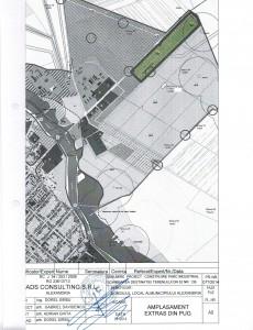Plan de Situatie Amplasare - Parc Induetrial