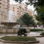 Fântâna arteziană – Centrul orasului