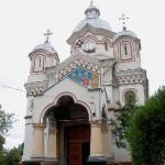 """Biserica """"Sfinţii Apostoli Petru şi Pavel"""""""