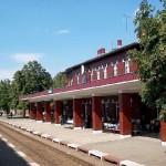 Gara CFR din Alexandria
