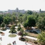 Vedere din Parc – Strada Libertatii