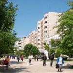 Centrul orasului – Strada Libertăţii