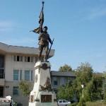 Statuia Ostaşului Român – 1916-1918